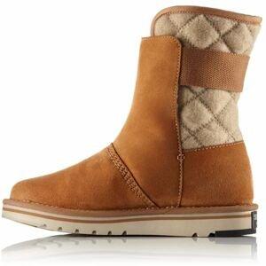 Sorel NEWBIE hnědá 7.5 - Dámská zimní obuv
