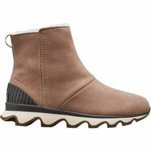 Sorel KINETIC SHORT hnědá 9.5 - Dámská obuv