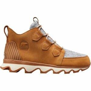 Sorel KINETIC CARIBOU hnědá 6 - Dámská obuv