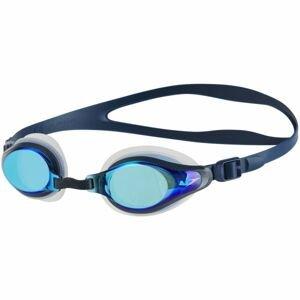 Speedo MARINER SUPREME MIRROR modrá NS - Zrcadlové plavecké brýle