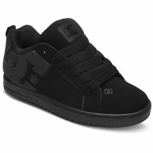 DC COURT GRAFFIK černá 11.5 - Pánská volnočasová obuv