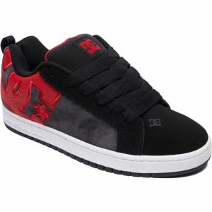 DC COURT GRAFFIK SE černá 9.5 - Pánská volnočasová obuv