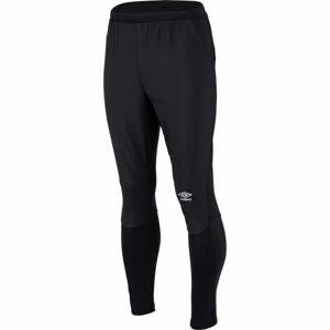 Umbro ELITE TRAINING HYBRID PANT černá M - Pánské sportovní kalhoty