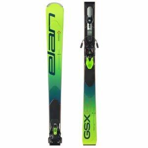 Elan GSX FX + EMX 12  180 - Závodní sjezdové lyže