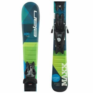Elan MAXX QS + EL 4.5  110 - Chlapecké sjezdové lyže
