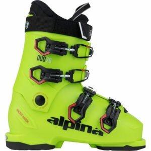 Alpina DUO 70  25.5 - Juniorská obuv na sjezdové lyžování