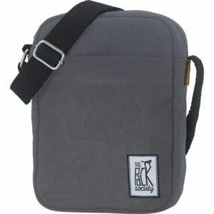 The Pack Society SMALL SHOULDER BAG tmavě šedá UNI - Taška přes rameno
