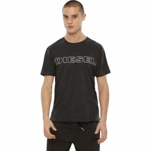 Diesel UMLT-JAKE MAGLIETTA černá S - Pánské tričko