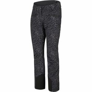 Ziener TAIRE W černá 36 - Dámské lyžařské kalhoty