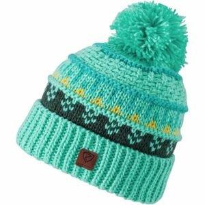 Ziener IRISSA zelená NS - Zimní čepice