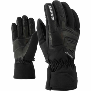Ziener GLYXUS AS černá 11 - Pánské rukavice