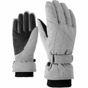 Ziener KARMA GTX + GORE PLUS WARM W bílá 7 - Dámské rukavice