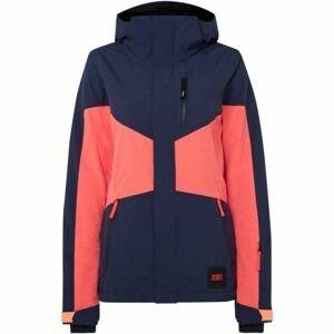 O'Neill PW CORAL JACKET tmavě modrá S - Dámská lyžařská/snowboardová bunda