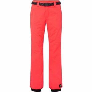 O'Neill PW STAR INSULATED PANTS červená S - Dámské snowboardové/lyžařské kalhoty
