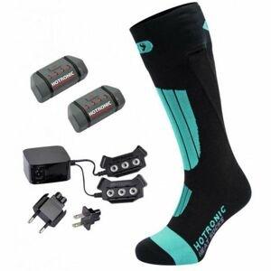 Hotronic HEATSOCKS XLP ONE + PF černá M - Vyhřívané kompresní ponožky