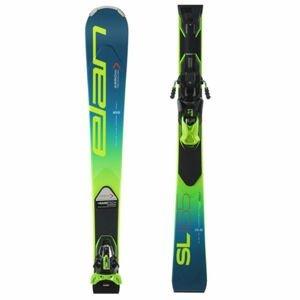 Elan SL FUSION + EMX 11  165 - Závodní sjezdové lyže
