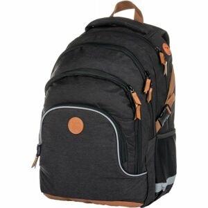 Oxybag OXY SCOOLER tmavě šedá NS - Školní batoh