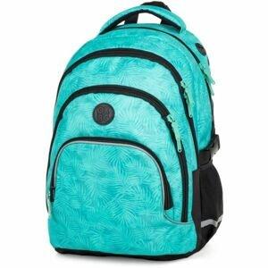 Oxybag OXY SCOOLER zelená NS - Školní batoh