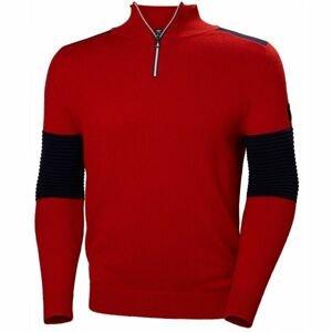 Helly Hansen HOD KNIT SWEATER červená S - Pánský svetr