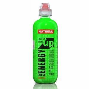 Nutrend SMASH ENERGY UP GREEN  NS - Sportovní nápoj