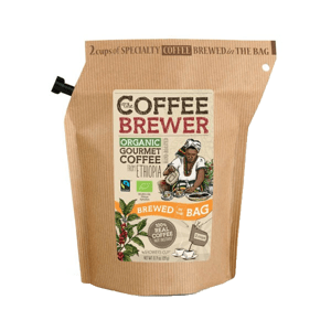 Grower's Cup KÁVA ETHIOPIA  NS - Bio káva