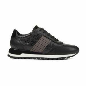 Geox D TABELYA černá 39 - Dámská volnočasová obuv