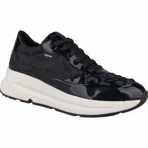 Geox D BACKSIE B ABX B černá 41 - Dámská volnočasová obuv