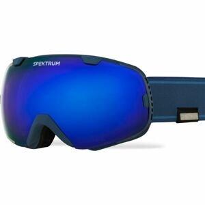 Spektrum ESSENTIAL modrá NS - Lyžařské brýle