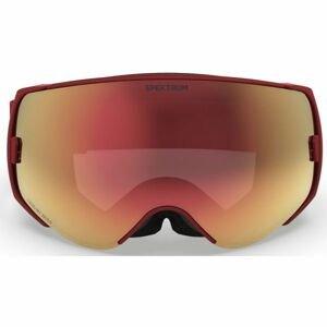 Spektrum SKUTAN DUO-TONE EDITION červená NS - Lyžařské brýle