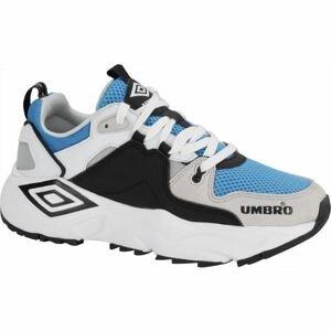 Umbro RUN M modrá 8 - Pánské volnočasové boty