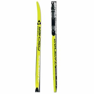 Fischer CRS CLASSIC NIS + RACE CLASSIC  187 - Běžecké lyže na klasiku s hladkou skluznicí