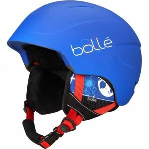 Bolle B-LIEVE modrá (53 - 58) - Dětská lyžařská helma