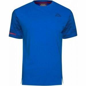 Kappa LOGO AGAL modrá S - Pánské triko