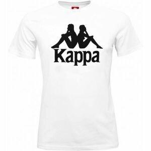 Kappa AUTHETIC ESTESSI SLIM bílá XXL - Pánské triko