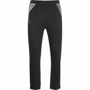 Kappa LOGO ARTVI černá M - Pánské kalhoty