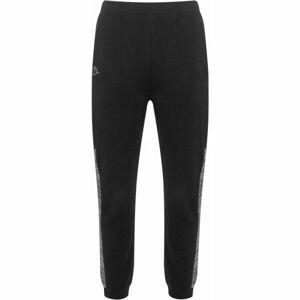 Kappa LOGO ARVEL černá M - Pánské kalhoty