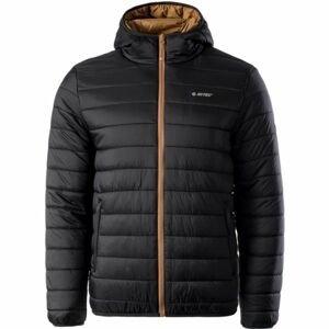 Hi-Tec NISOR II černá XL - Pánská zimní bunda