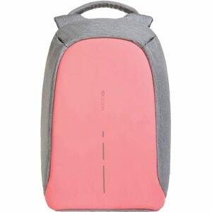 XD Design BOBBY COMPACT růžová NS - Městský batoh