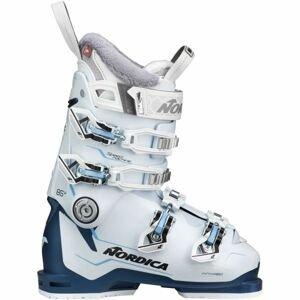 Nordica SPEEDMACHINE 85 W bílá 26 - Dámské lyžařské boty