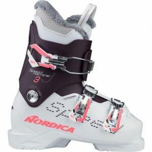 Nordica SPEEDMACHINE J 3  24.5 - Dětské lyžařské boty