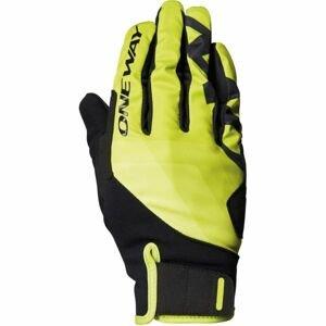 One Way XC TOBUK 7 černá 11 - Závodní rukavice na běžky