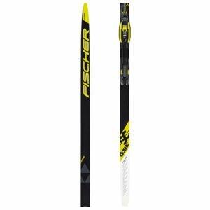 Fischer SC CLASSIC + BDG CONTROL STEP IFP  207 - Běžecké lyže na klasiku s hladkou skluznicí