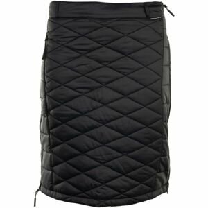 ALPINE PRO THEA černá S - Dámská sukně