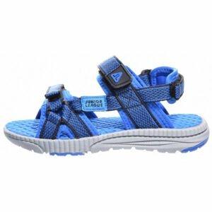 Junior League NOVA modrá 33 - Dětská letní obuv