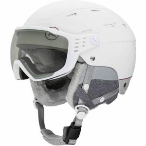 Rossignol ALLSPEED VIS IMPACTS W bílá (56 - 58) - Dámská lyžařská helma