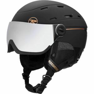 Rossignol ALLSPEED VISOR IMPACTS W černá (56 - 58) - Dámská lyžařská helma