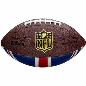 Wilson NFL UNION JACK  NS - Míč na americký fotbal