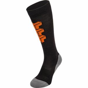 Bula GEO SKI SOCKS černá L - Lyžařské ponožky