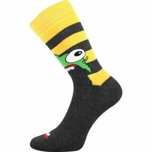 Voxx OBLUDÍK 19 černá 23-25 - Dětské ponožky