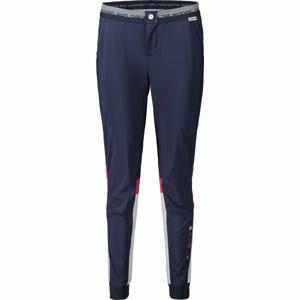 Maloja LADINAM tmavě modrá XL - Dámské kalhoty na běžky